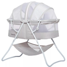 Dream On Me Karley Bassinet, Grey, Newborns-25 Sleep Bassinet, Free Shipping