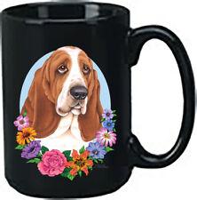 New listing Basset Hound Black Ace Mug (TP) 99021