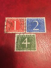 Nederland stamps 1946-69 Used New Daily Stamps