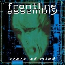 Front Line Assembly - State of Mind [New Vinyl]