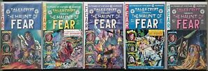 Tales from the Crypt presents: The Haunt of Fear - Russ Cochran EC Reprints!