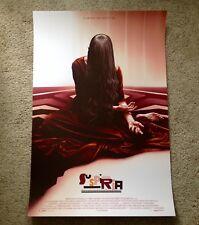 Suspiria Sara Deck Madame Blanc Movie Poster Print Art Mondo Fantastic Fest