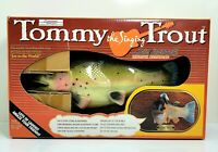 Tommy The Singing Trout Gemmy®NOS NEW In Original Box Vintage Authentic