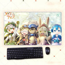 Game Anime Made in Abyss COSPLAY Oversize Mousepad Big Pad Play Mouse Mat