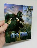 King Kong Lenticular Magnet cover Flip effect for Steelbook
