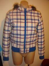 PURR Women's Winter  jacket with hoodie XS
