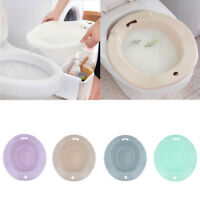 Postpartum Sitz Bath Hip Basin Toilet Tub Plastic Bidet Bowl Pain Relief .