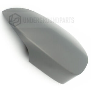 RIGHT DRIVERS SIDE DOOR WING MIRROR COVER CAP CASING FRONT TOYOTA YARIS 2014-17