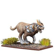 Kings of War Vanguard Gur panther - Mantic warhammer basilean d&d elf battle cat