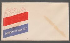 (32806) 1942 JACQUES MINKUS PATRIOTIC WWII COVER