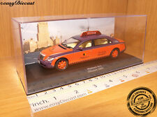 MAYBACH 56S 56-S TAXI CAB 1:43 MOSCOW (RUSSIA) 2009 MINT!!!