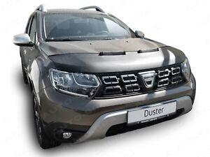 Bonnet Bra Dacia Duster seit 2018 Steinschlagschutz Haubenbra Automaske Tuning