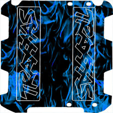Traxxas Slash 4X4 Ultimate LCG  Chassis Protector Rally Car 7422 - Blue Flames