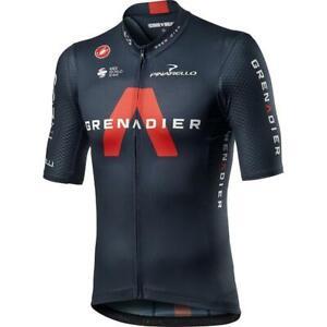NEW 2020 Castelli COMPETIZIONE INEOS GRENADIERS Cycling Jersey : SAVILE BLUE XL