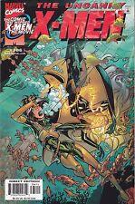 UNCANNY X-MEN #386 / 2000 / CHRIS CLAREMONT / MARVEL COMICS