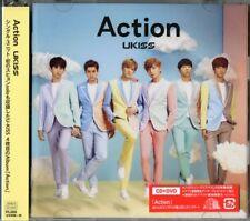 U-KISS-ACTION-JAPAN CD+DVD M13