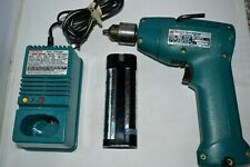 MAKITA 6002D 7.2 Volts 2 Speed Cordless Drill w/ Battery & Charger