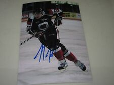 TYLER TOFFOLI AUTOGRAPHED OTTAWA 67's OHL 4X6 PHOTO # 03-LA KINGS