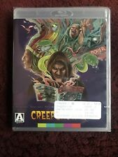 Creepshow 2 (Arrow Video) Out-Of-Print Blu-ray 2016 NEW SEALED