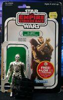VINTAGE STAR WARS 1980 C-3PO REMOVABLE LIMBS 100% COMPLETE FIGURE + 47 BACK CARD