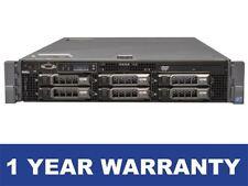 "Dell PowerEdge R710 2x X5680 3.33GHZ SixCore 128GB RAM PERC H700 6x 1TB 3.5"""