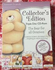 Forever Friends Collectors Edition The Bear For All Occasions Triple Disc CD ROM