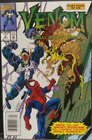 Venom: Lethal Protector #4 1st Appearance Of Scream