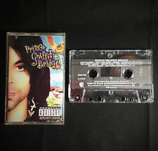 Prince Graffiti Bridge Cassette Movie Soundtrack New Power Generation 1990 GUC