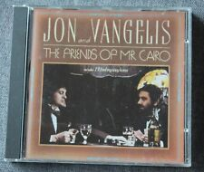 Jon and Vangelis, the friends of Mr Cairo, CD