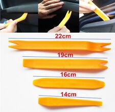 4pcs Trim Removal Tool Pry Bar Panel Dash Clip Installer for Car Door Radio Body