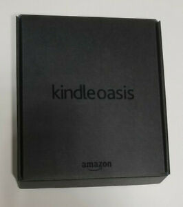 "Amazon Kindle Oasis 8th Generation - Kindle Only - 6"" Wifi+3g - New Battery!"