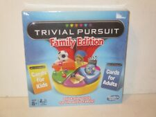 TRIVIAL PURSUIT FAMILY EDITION C.2014 - BRAND NEW/SEALED