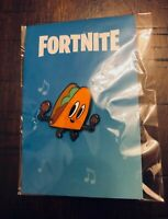 E3 2019 Exclusive | Fortnite Party Battle Royale Taco Pin | Limited Official New