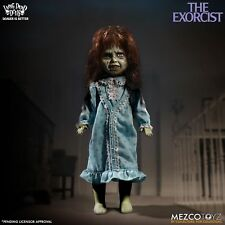 "Mezco Toyz The Exorcist 1973 Regan Help Me Movie 10"" Living Dead Doll 99105"