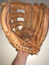 "Vintage Rawlings Super-Size Rsg2 Right Hand Throw 13"" Baseball Softball Glove"