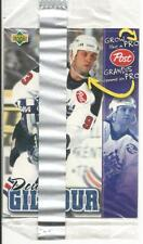 1996-97 Upper Deck Post Cereal Doug Gilmour Grow Like a Pro Mint Sealed Wrapper