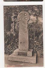 Penzance, Old Cross Postcard, A989