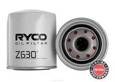 Ryco Oil Filter  FOR Kia K2700 2002-2004 2.7 D (SD) Cab Chassis Diesel Z630