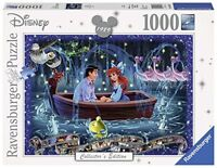 Ravensburger Disney Collectors Edition Little Mermaid 1000 piece Jigsaw Puzzle