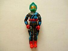 GI JOE Cobra TARGAT  Toy Figure Hasbro 1989