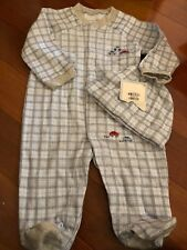 Nwt First Impressions Sleeper With Hat 0-3 Months