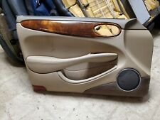 1998 00 01 02 2003 JAGUAR XJ8 XJR VANDEN PLAS LEFT FRONT INTERIOR DOOR PANEL SDZ