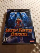 NEW Baten Kaitos Origins Nintendo GameCube Wii Black Label