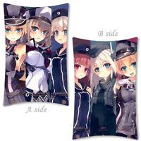 Anime azur lane amazon Cosplay Hugging Body Cover Pillow Case Gift 35*55cm#322