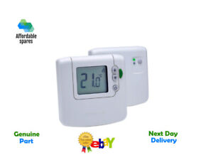 Honeywell DT92E Wireless Room Thermostat and Receiver with Eco DT92E1000 New*