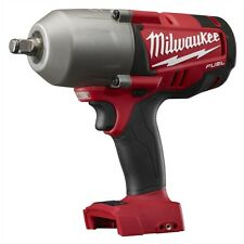 "Milwaukee M18 FUEL 1/2"" High Torque Impact Wrench,1200 ft lbs,Bare Tool #2763-20"