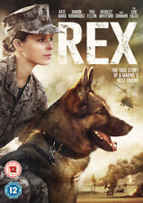 Rex DVD (2018) Kate Mara, Cowperthwaite (DIR) cert 12 ***NEW*** Amazing Value