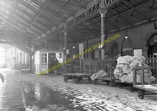 South Shields Railway Station Photo. Tyne Dock, East Boldon and Line (29)
