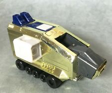 Voltron Vehicle Force Gold leg part China knock off accessory 1982