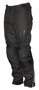 New AGVsport Telluride Motorcycle Pants Vented CE Armour Removable Liners WP